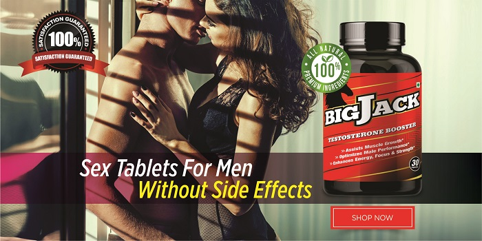BigJack Gold Tablets – 50% Off This Male Enhancement