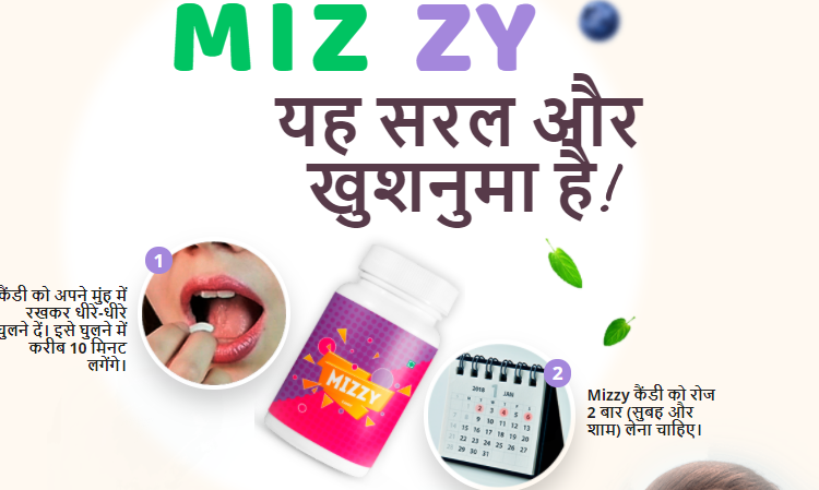 Mizzy Garcinia Cambogia Candy-  Weight Loss in Candy Form 60% Off